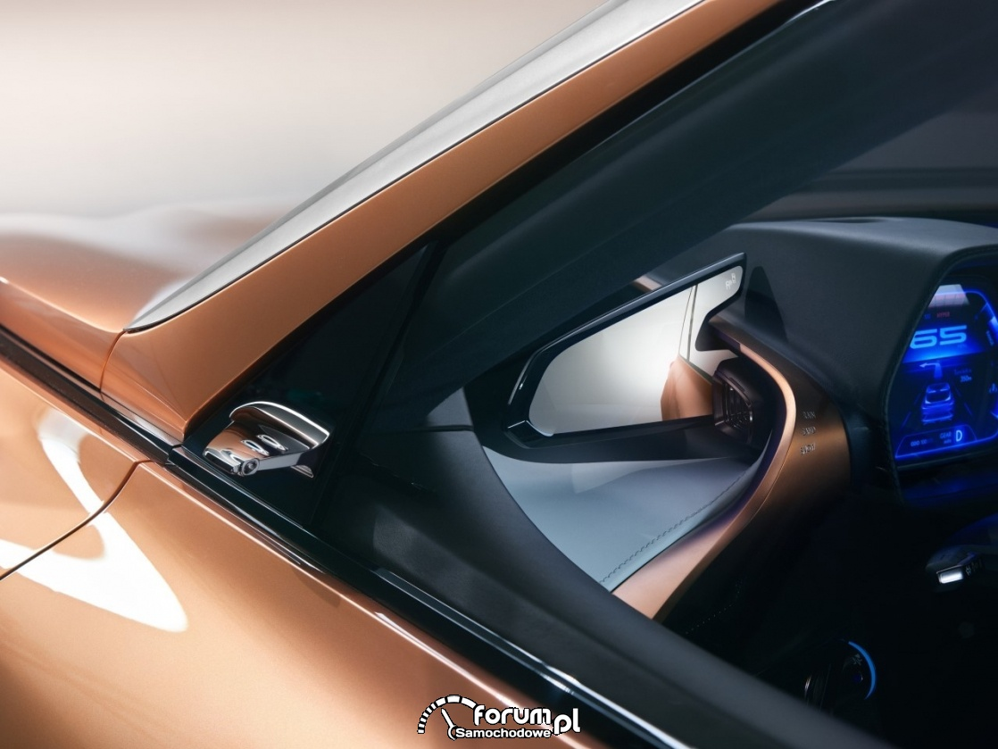 Cyfrowe lusterka Lexusa – to musisz o nich wiedzieć