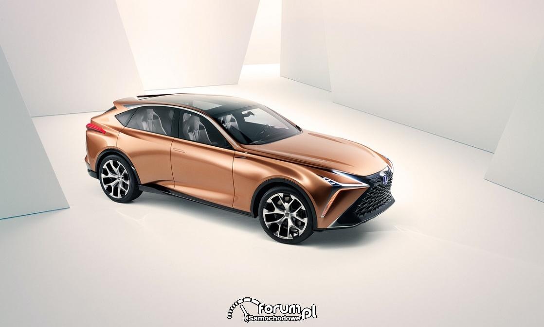 Luksusowy crossover Lexus LF 1 Limitless