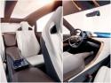 Lexus LF-1 Limitless, wnętrze