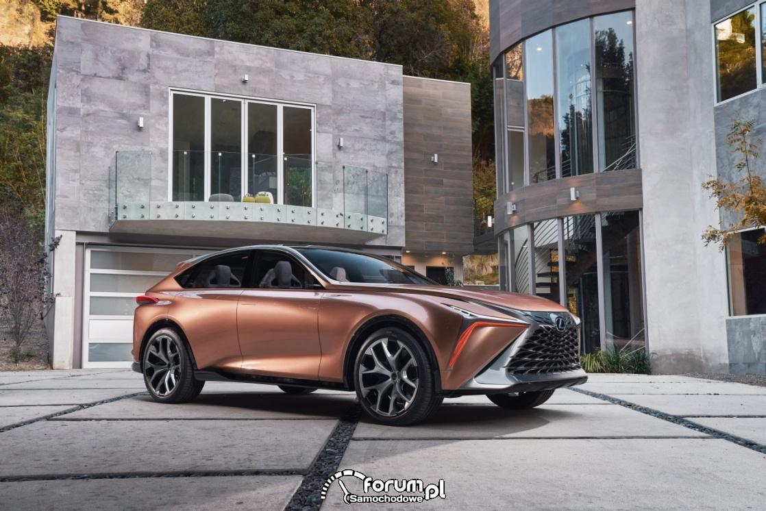 Lexus LM - czy to będzie flagowa limuzyna czy crossover?