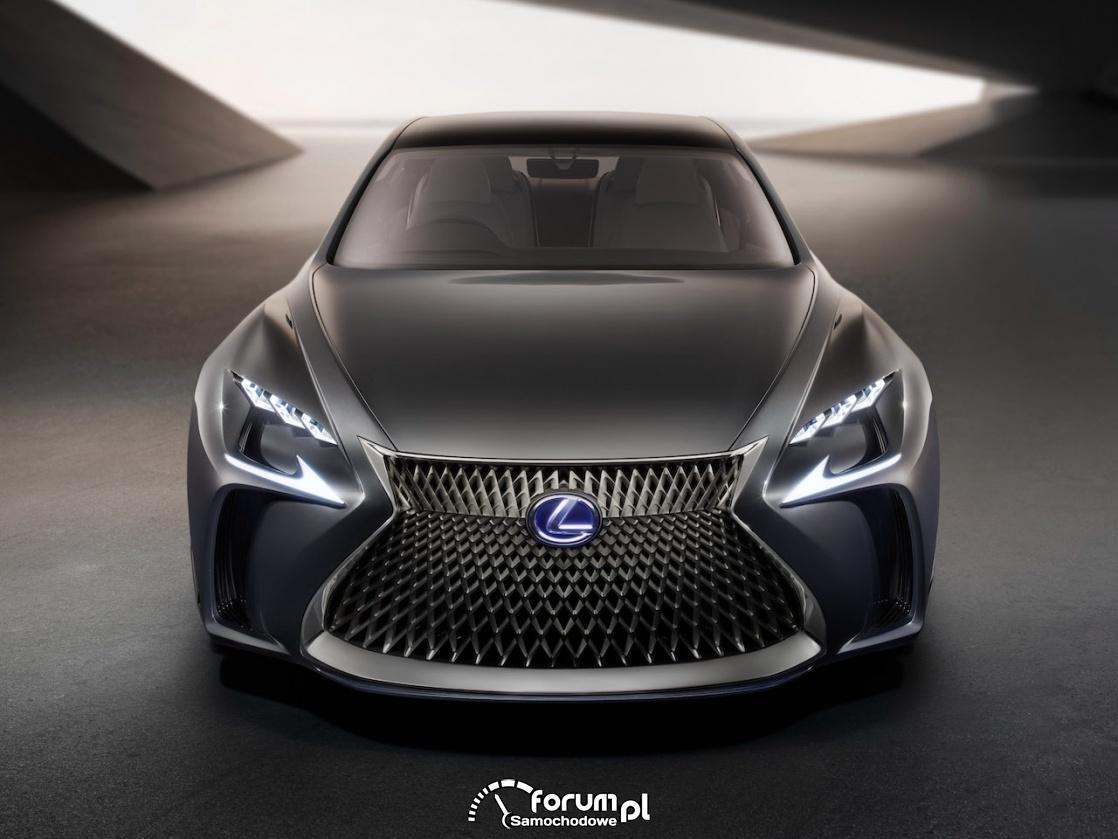 Lexus LF-FC concept, przód