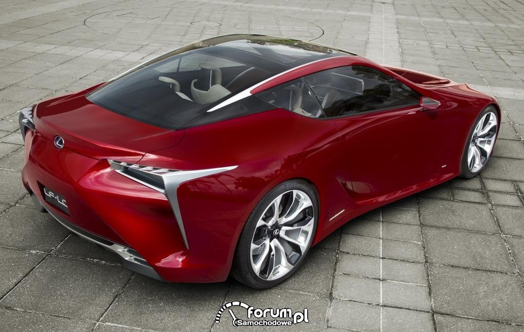 Lexus LF-LC 16