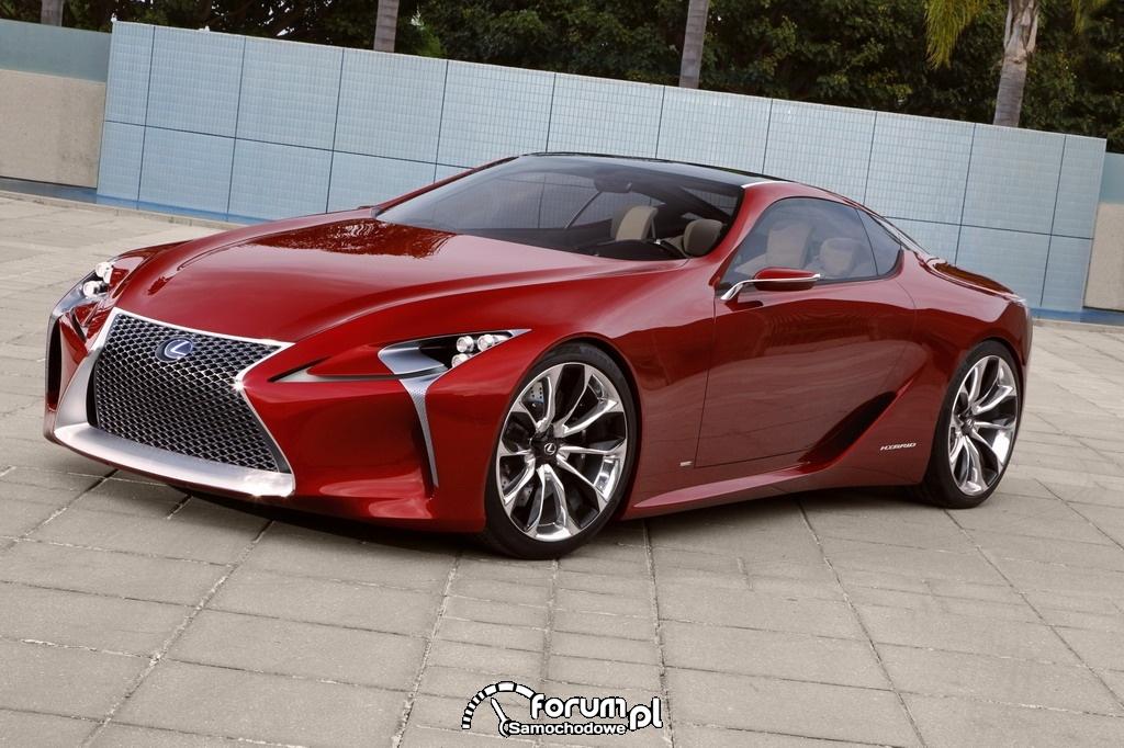 Lexus LF-LC 3