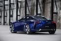 Lexus LF-LC Blue, 2012 rok, model koncepcyjny, tył