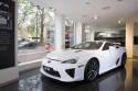 Supersamochód Lexus LFA sprzedany w Krakowie