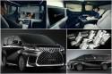 Lexus LM - pierwszy minivan tej marki