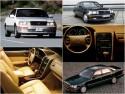 Lexus LS 400 (1989–1994) – pragmatyczny, niezawodny i przełomowy