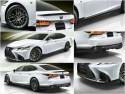 Lexus LS TRD, pakiet tuningowy