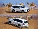 Flagowy SUV Lexusa zostanie zelektryfikowany