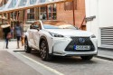 Lexus NX, parking