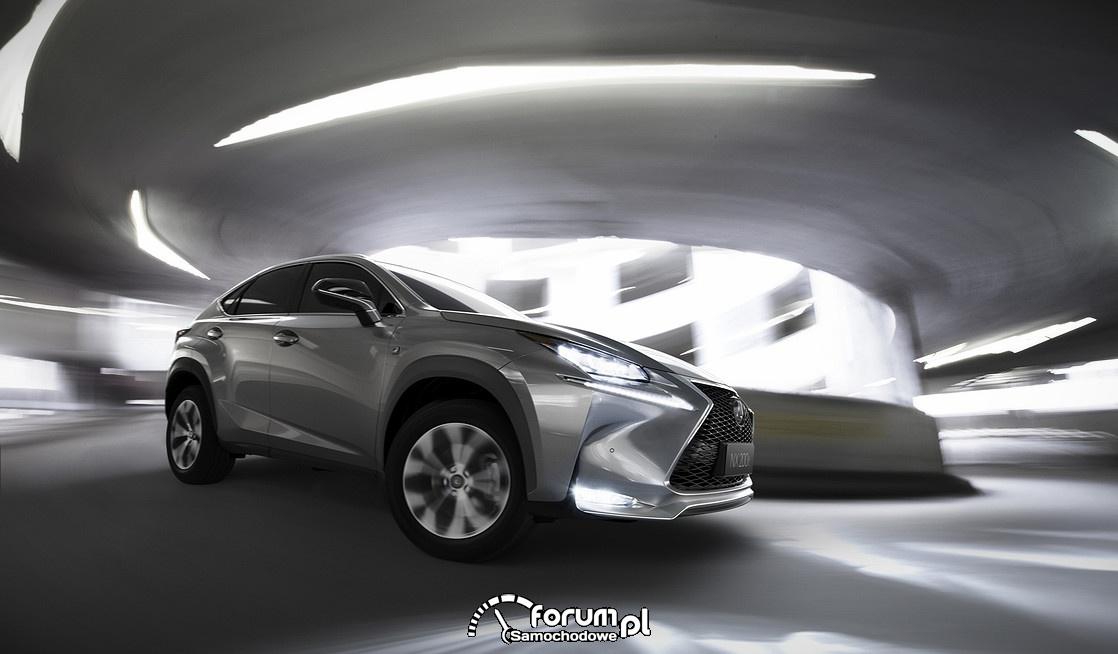 10 zdumiewających faktów dotyczących Lexusa NX200t