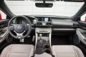 Lexus RC 200t F sport, wnętrze
