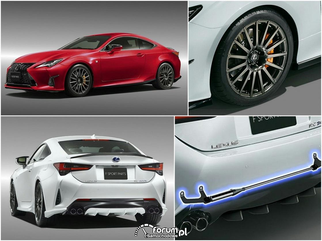 Lexus RC TRD