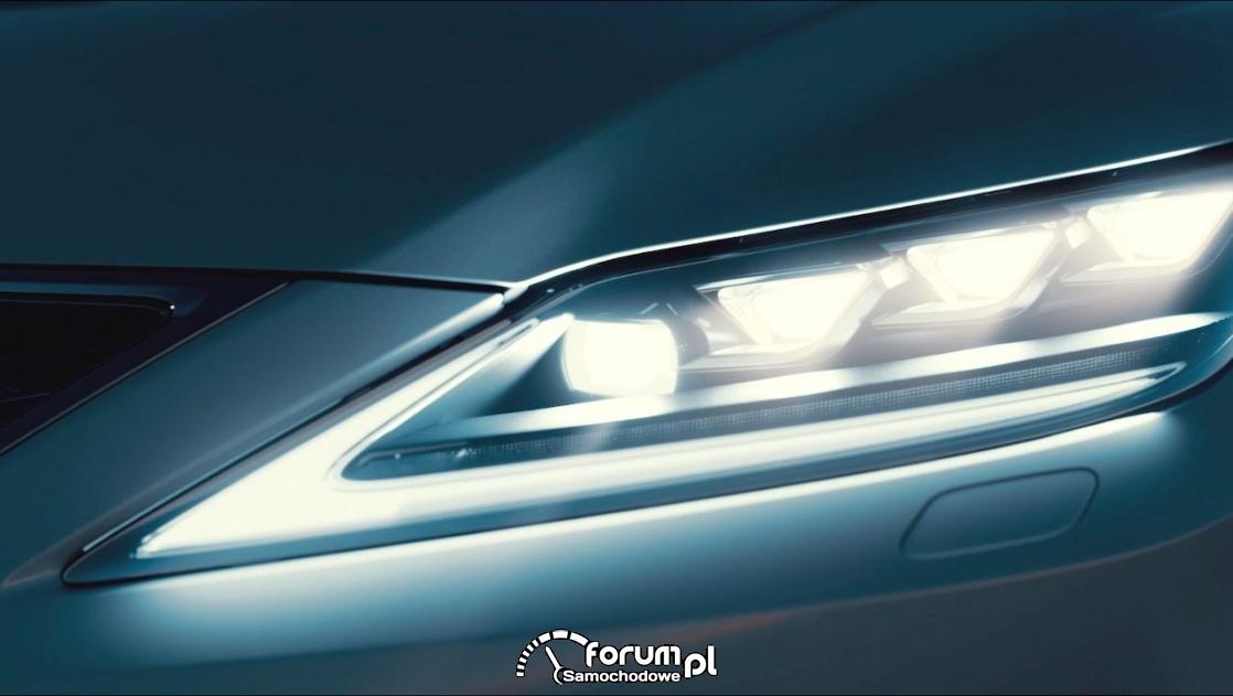 Lexus RX - BladeScan