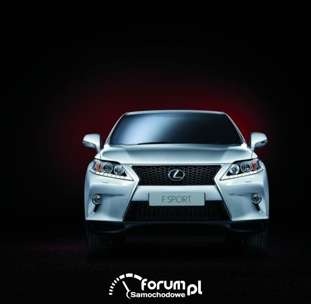 Lexus RX FSport, 1