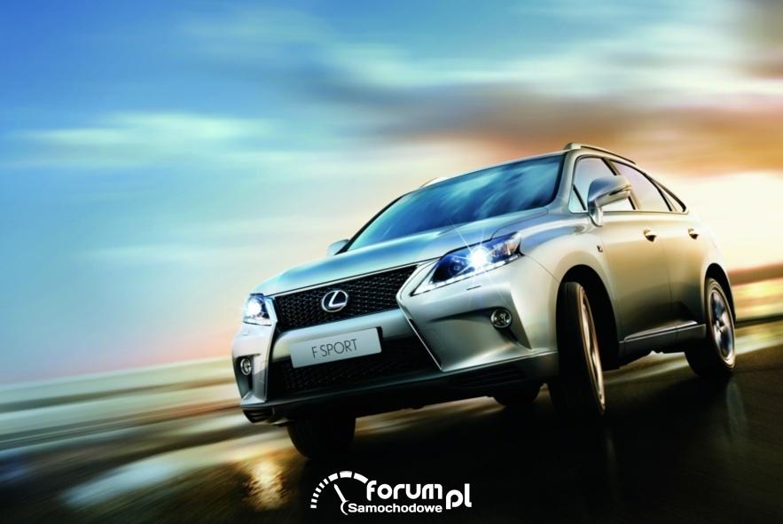 Lexus RX FSport, 2