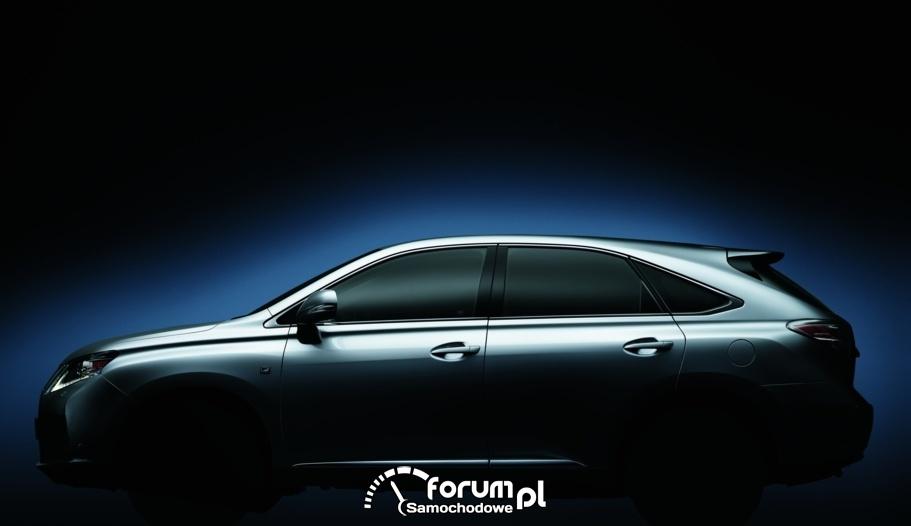 Lexus RX FSport, 4