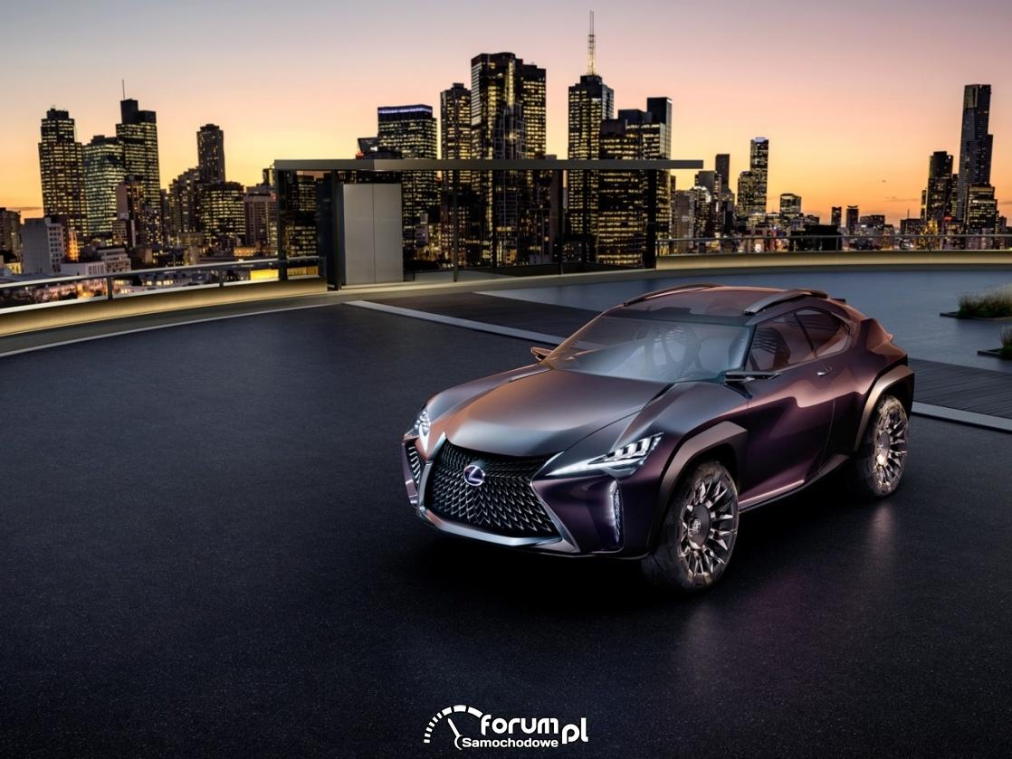 Lexus UX Concept, 2016