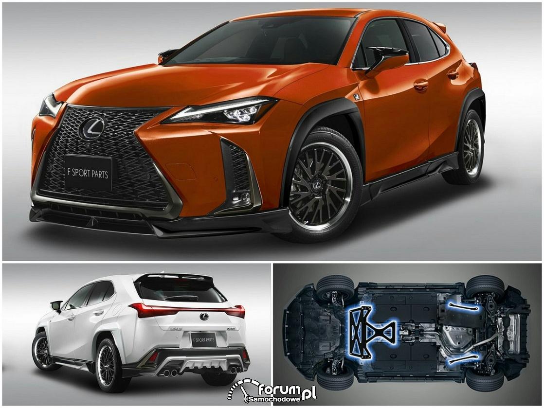 Lexus UX TRD
