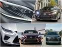 Lexus zrewolucjonizował oświetlenie samochodowe