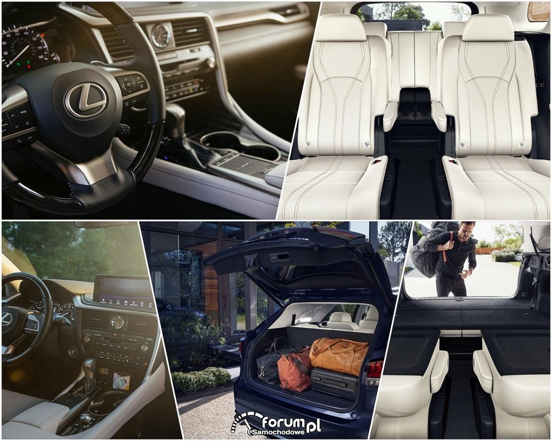 Lexus RX L to naziemna klasa biznes dla całej rodziny