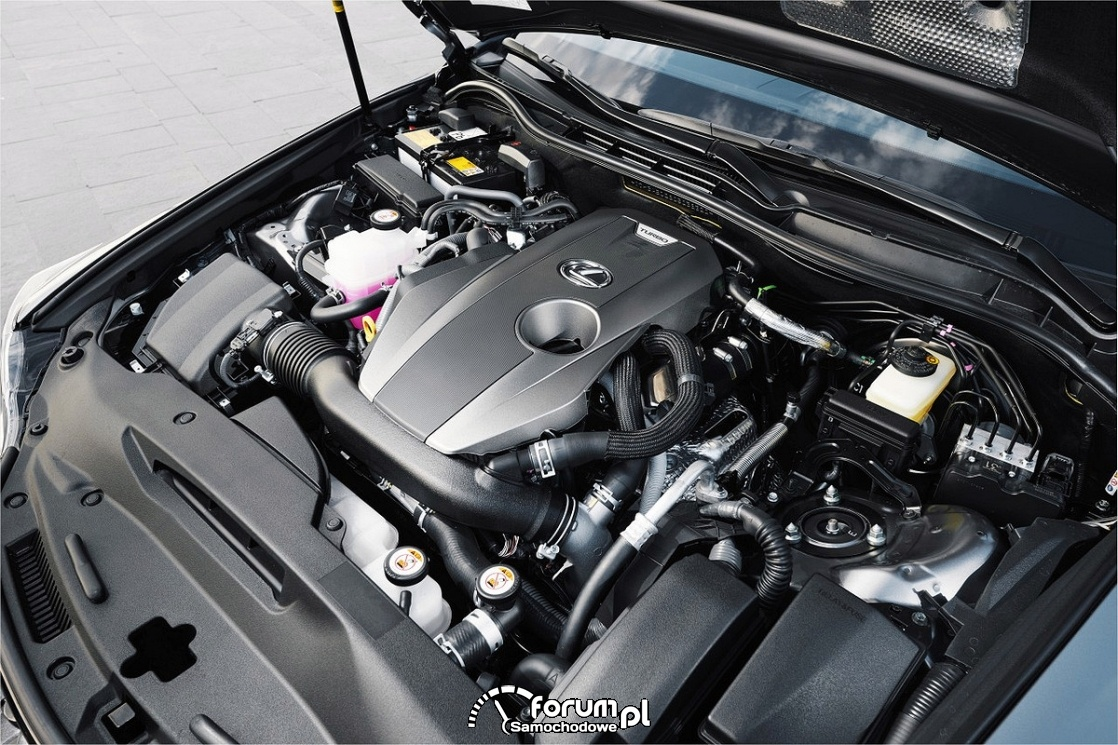 Silnik 8AR-FTS 200t - Lexus