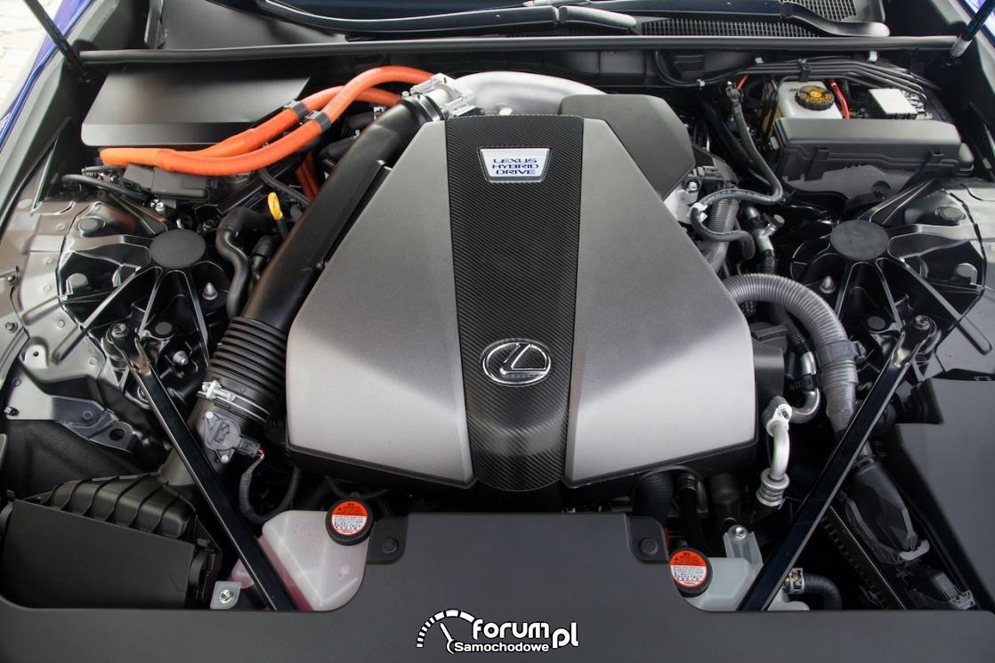 Silnik 8GR-FXS - Lexus