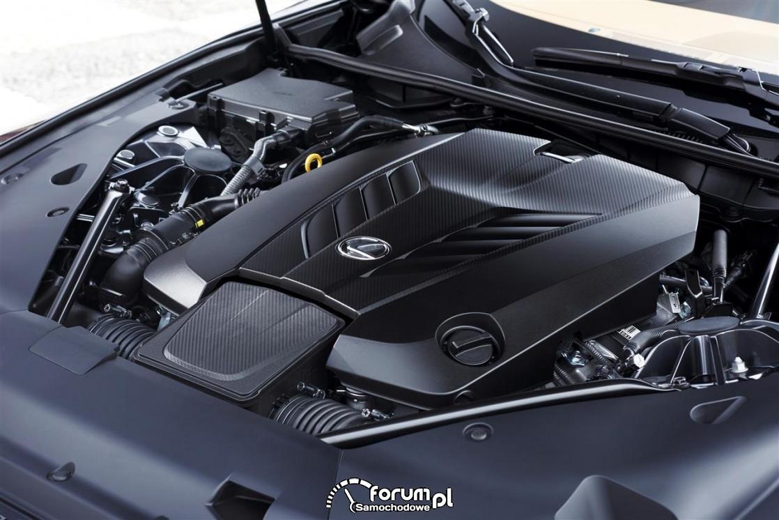 Silnik, Lexus LC 500 V8