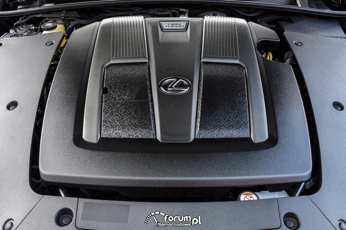 Silnik V35A-FTS - Lexus