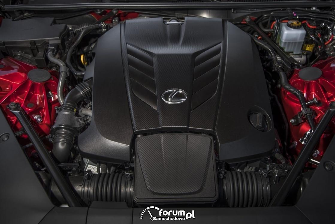 Silnik V8 - Lexus