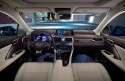 Wnętrze, Lexus RX, 2017
