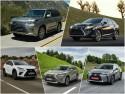Wszystkie SUV-y Lexusa