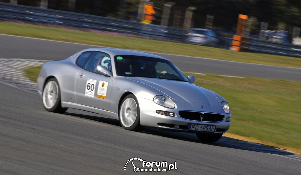 Maserati Coupe - Track Day 2011