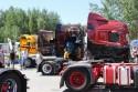 Ciężarówki na zlocie