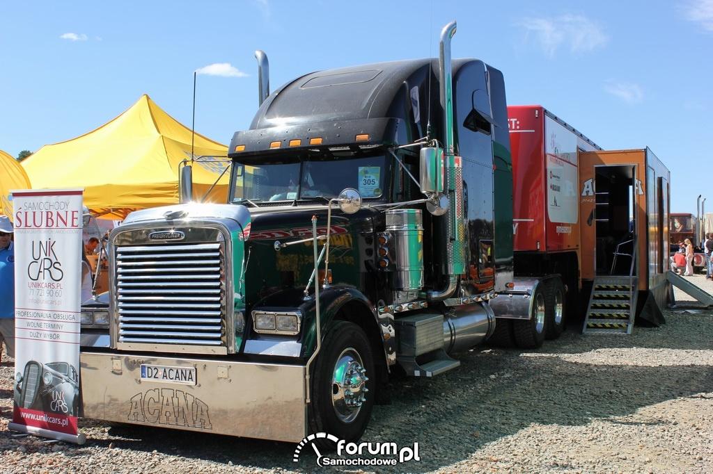Freightliner Classic XL, ciężarówka amerykańska
