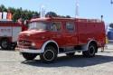 Mercedes 1113, wóz strażacki