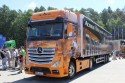 Mercedes Actros 1851, Pudzian Team