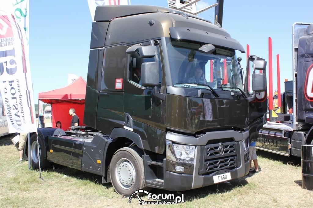 Renault T480 Comfort zdjecie : Master Truck 2013 - Opole