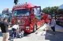 Scania - Big Chief - z przyczepą, aerografia