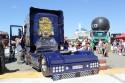 Scania - Gladiator, 2006 rok, tył kabiny, aerografia