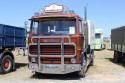 Scania LB 111, przód