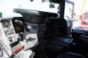Scania R500 2011 rok, kierownica
