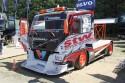 Volvo FM12, ciężarówka do driftu, STW Drift Team