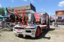 Volvo FM12, ciężarówka do driftu, STW Drift Team, tył