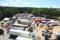 Widok z góry na miasteczko Master Truck, 2