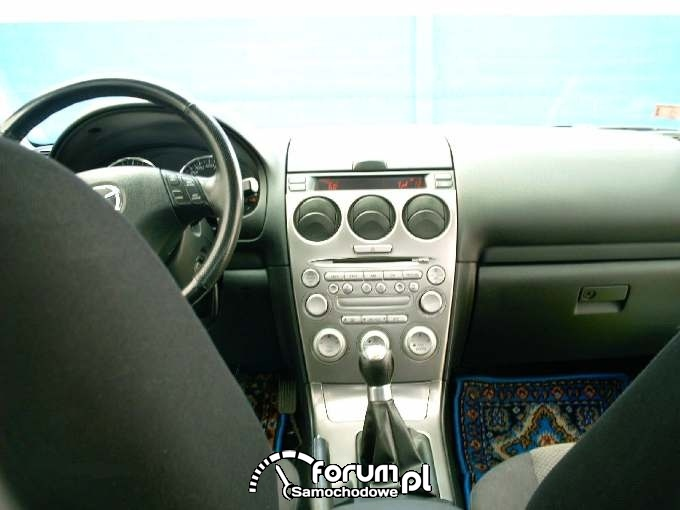 Mazda 6 2003 diesel