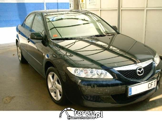 Mazda 6 z Hiszpanii