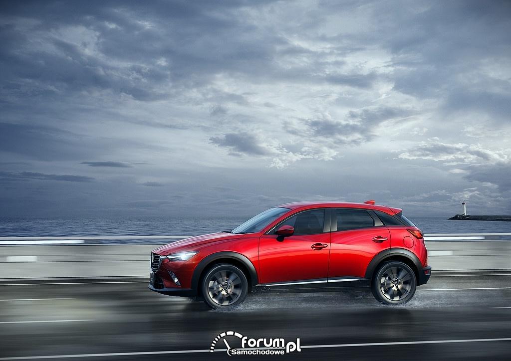 Mazda CX-3, 2014
