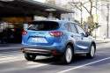 Mazda CX-5, 2012, Sky Blue, Action - widok z tyłu