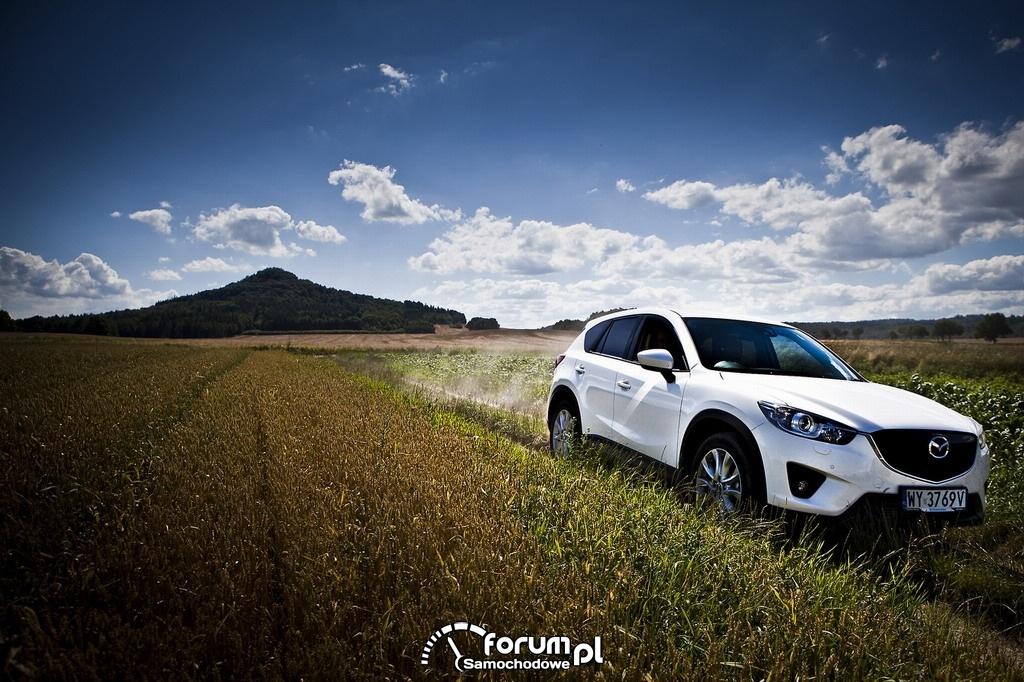 Mazda CX-5, Wyprawa Północ-Południe SKYACTIV